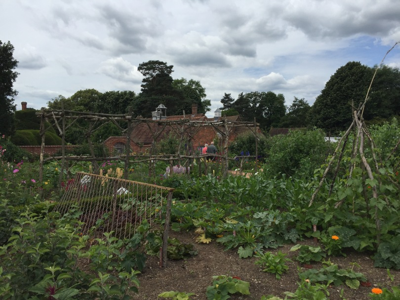 Packwood House, Vegetable Garden