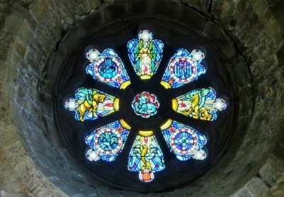 Roof, St David's Cathedral