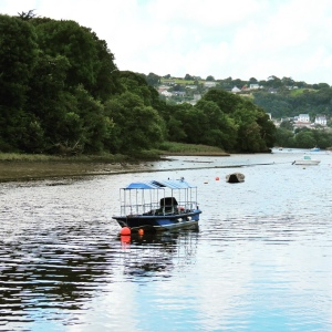 River at Pembroke